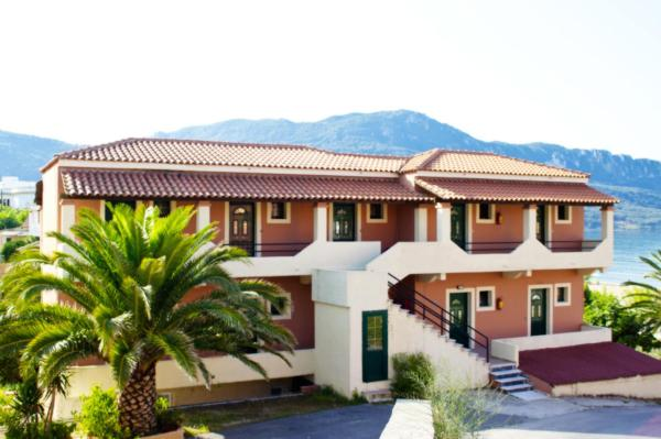 Dixtia Apartments Agios Georgios Pagon