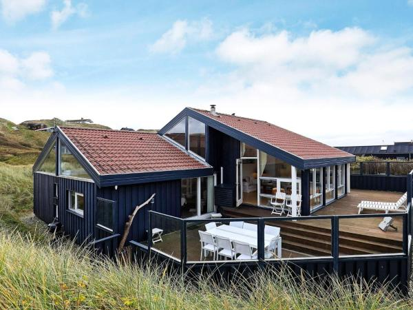 Five-Bedroom Holiday home in Løkken 6 Grønhøj