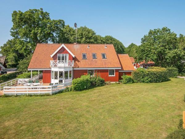 Four-Bedroom Holiday home in Haderslev 3 Kelstrup Strand