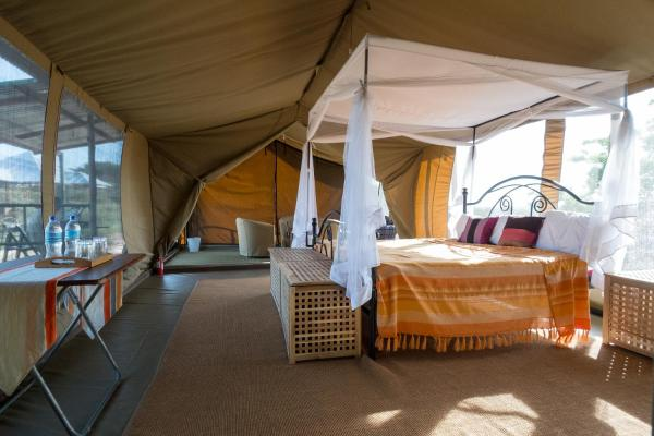 Serengeti Wildebeest Camp Banagi