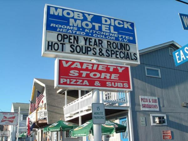 Moby Dick Motel