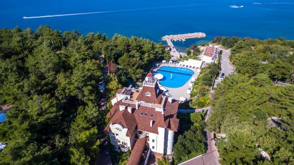 Sea Club Hotel Divnomorskoye