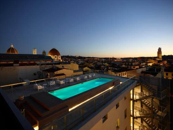 Hotel Glance In Florence Florencia