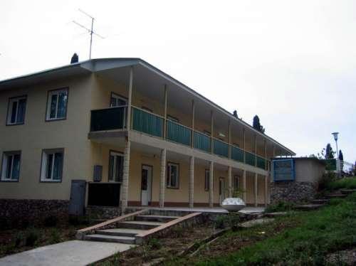абхазия пансионат у монастыря новый афон