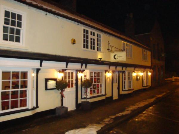 Magpies Restaurant with Rooms Horncastle