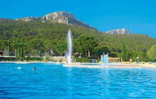 Camping Castell Montgri II Л'Эстартит