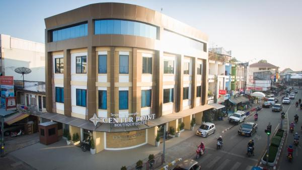 Center Point Boutique Hotel Vientiane