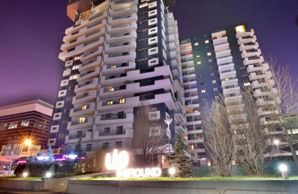 Upground Residence Apartments Sector 2