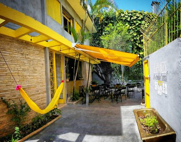 The Pod SP Hostel & Bar Pinheiros