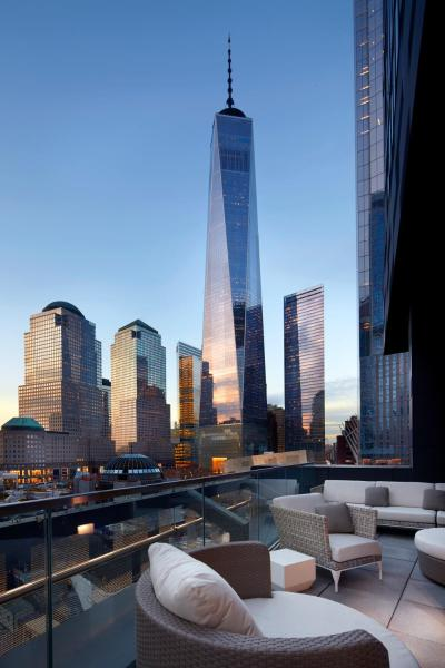 Courtyard by Marriott New York Downtown Manhattan/World Trade Center Area New York