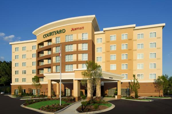 Courtyard by Marriott Atlanta NE/Duluth Sugarloaf Дулут