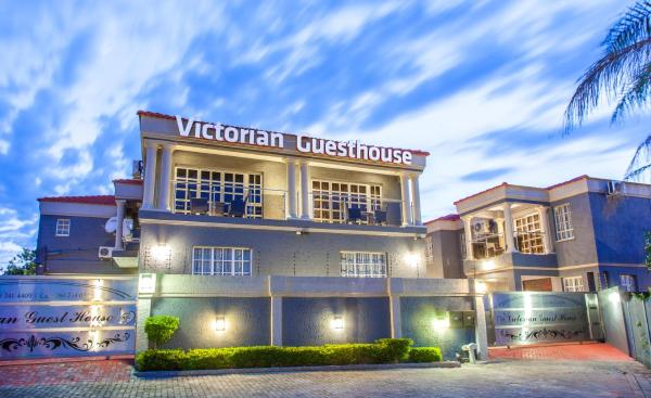 Victorian Guest House Нелспрёйт