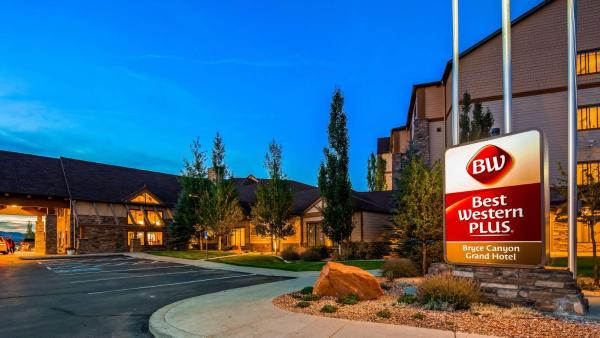 Best Western PLUS Bryce Canyon Grand Hotel Брайс-Каньон