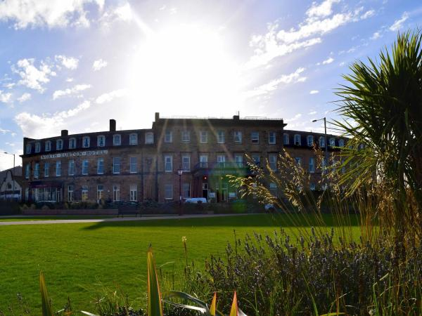 The North Euston Hotel Fleetwood