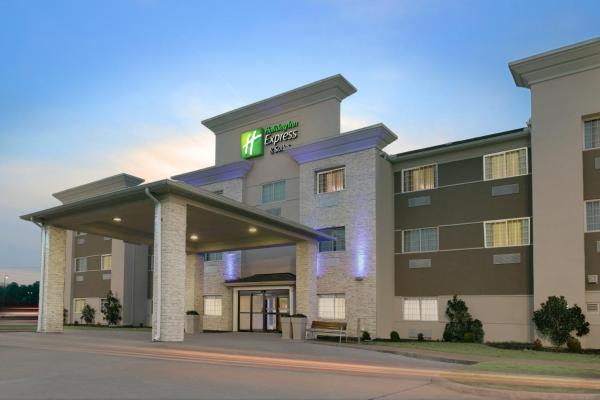 Holiday Inn Express & Suites Magnolia-Lake Columbia Магнолия