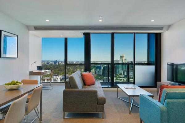 Melbourne Short Stay Apartments - Power Street Саутбенк