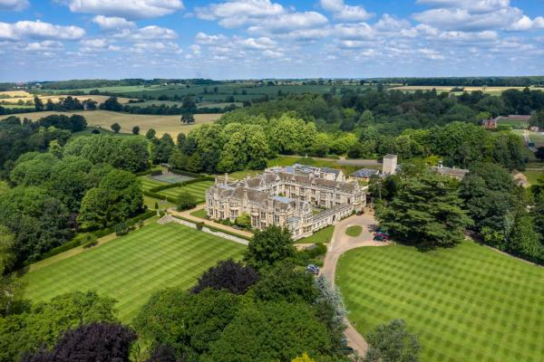 Rushton Hall Hotel and Spa Kettering