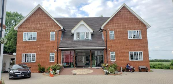 Stansted Airport Lodge Takeley