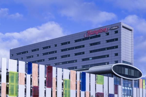 Hampton by Hilton Liverpool John Lennon Airport Спик