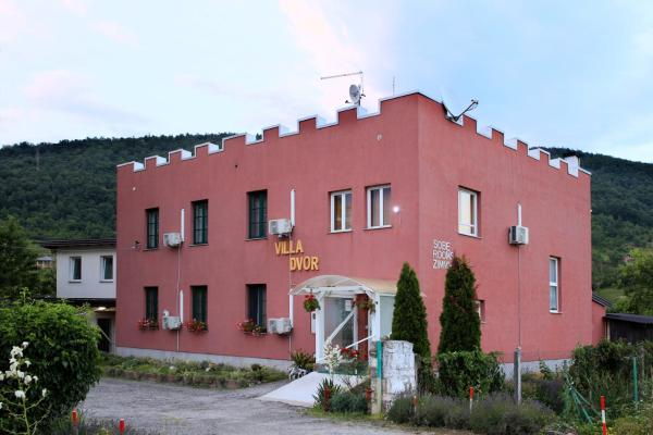 Bed and Breakfast Villa Dvor Бихач