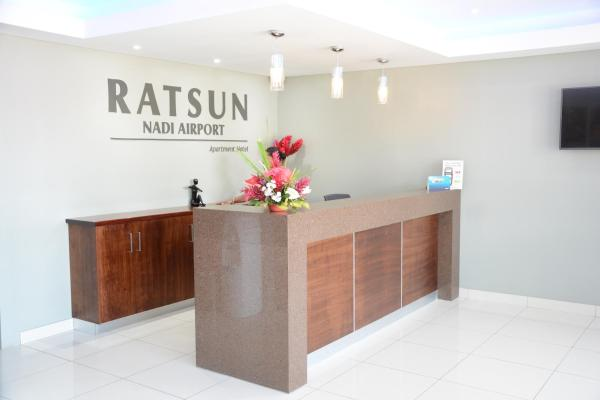Ratsun Nadi Airport Apartment Hotel Нади