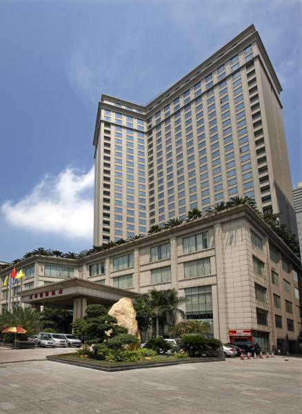 Huihua International Hotel Дунгуань