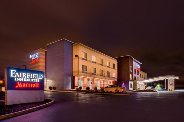 Fairfield Inn & Suites by Marriott Utica Ютика