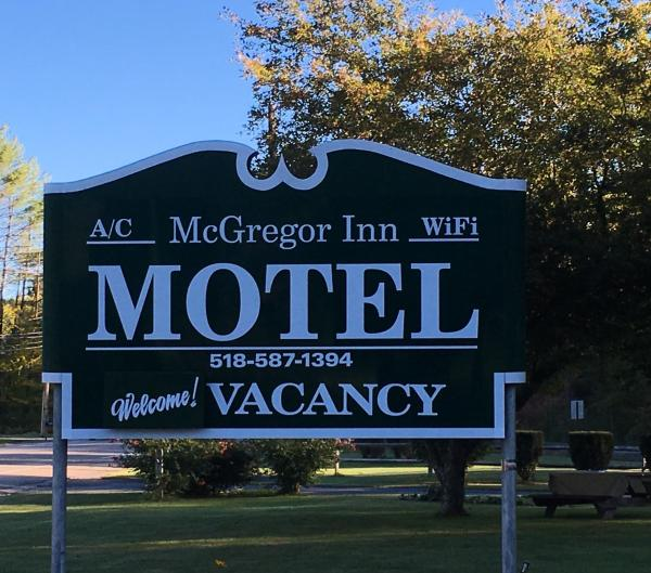 McGregor Inn Motel Saratoga Springs