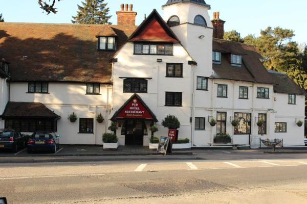 The Devil's Punchbowl Hotel Hindhead