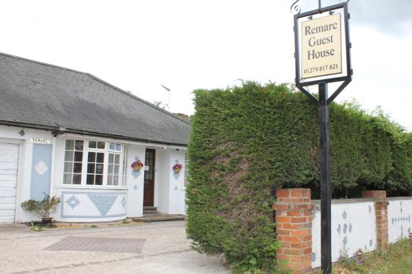 Remarc Guest House Takeley
