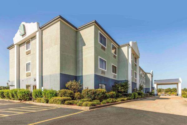 Quality Inn and Suites Jackson Int'l Airport Перл