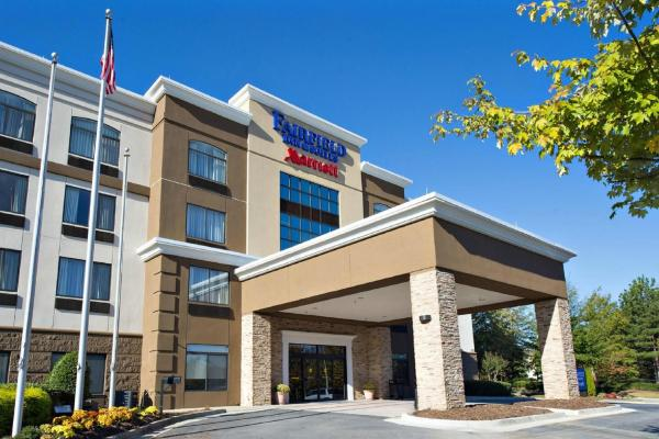 Fairfield Inn & Suites by Marriott Atlanta Buford/Mall of Georgia Buford