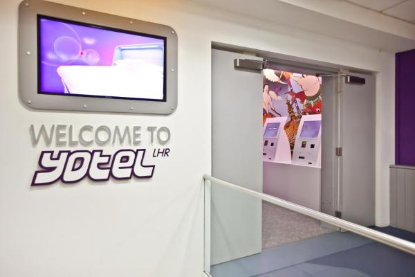 YOTEL Heathrow Airport Heathrow