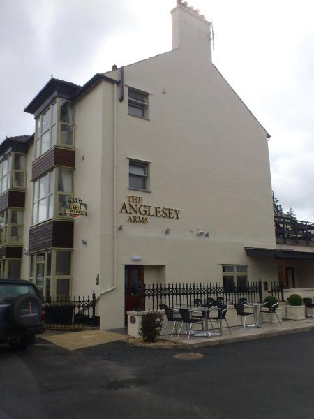 Anglesey Arms Hotel Menai Bridge