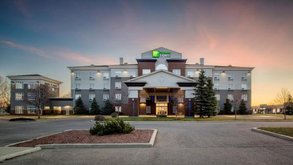 Holiday Inn Express Airdrie Airdrie