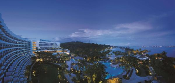 Shangri-La's Rasa Sentosa Resort & Spa Singapore