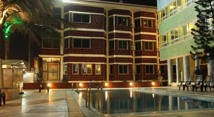 Hotel Sapphire International 2* ➜ Puri, Orissa, India  Book