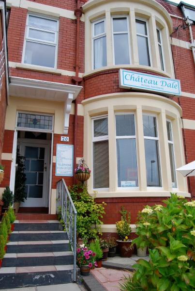 Chateau Dale Holiday Apartments Blackpool