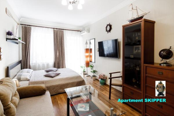 Apartment on Blvd. Italiiskyi 2 Primorsky