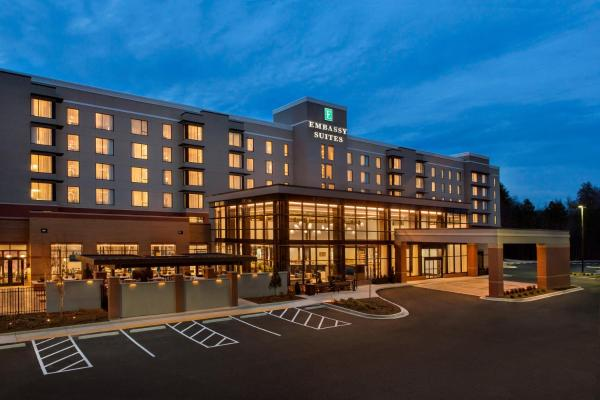 Embassy Suites By Hilton Atlanta Ne Gwinnett Sugarloaf Дулут
