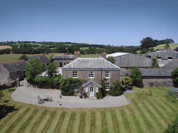 Smeaton Farm Luxury B&B St Mellion
