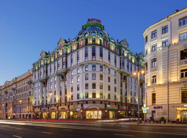 Moscow Marriott Grand Hotel Mosca
