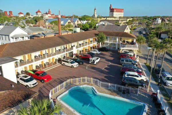 Marion Motor Lodge - St. Augustine St. Augustine
