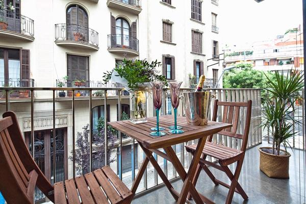 Apartment Barcelona Rentals - Sarria Apartments