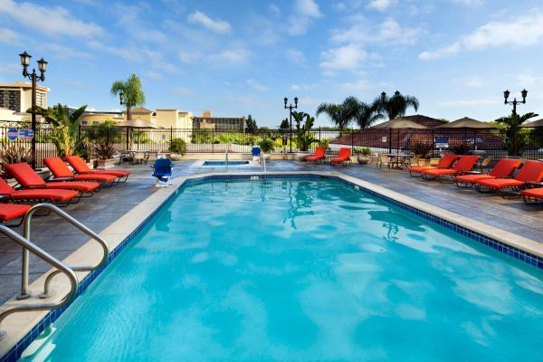 DoubleTree Suites By Hilton Anaheim Resort/Convention Center / Convention Center Анахайм