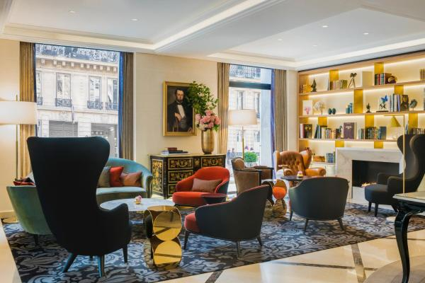 Hotel Baltimore Paris Champs Elysées - MGallery by Sofitel 16-й округ: Пасси