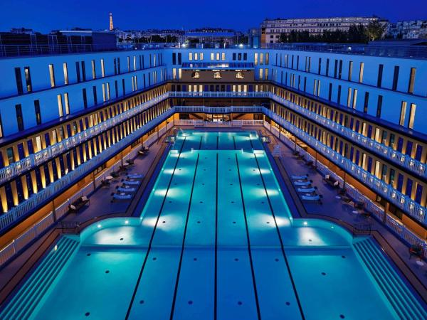 Molitor Paris - MGallery by Sofitel 16-й округ: Пасси