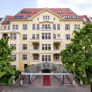 City Hotel Berlin Mitte Берлин