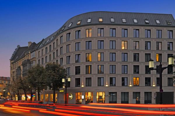 B&B Hotel Berlin-Charlottenburg Берлин