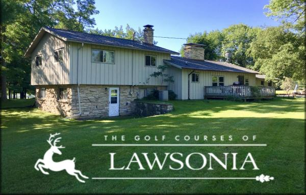 Golf Courses of Lawsonia Green Lake